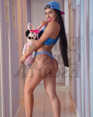 Alyss outcall escort