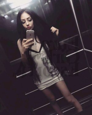 Marie-ghislaine escort girls