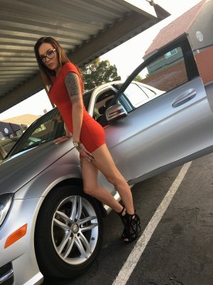 Deolinda escort girl in Sun City West Arizona